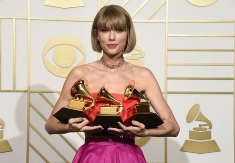 Grammy: premiati Swift, Sheeran e Lamar. Miglior album a Bruno Mars e Mark Ronson