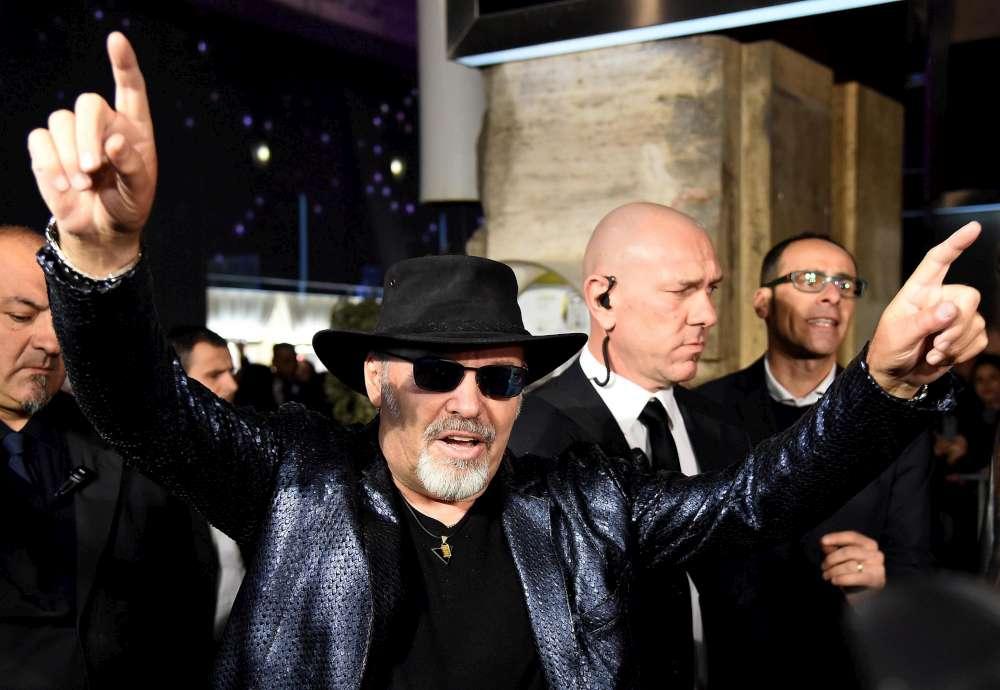 """Vasco Rossi, cori da stadio al cinema per """"Tutto in una notte/Live Kom 015"""""""