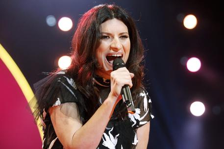 Laura Pausini in concert