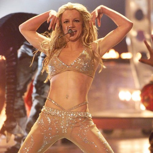 Sexy-Britney-Spears-Stage-Pictures