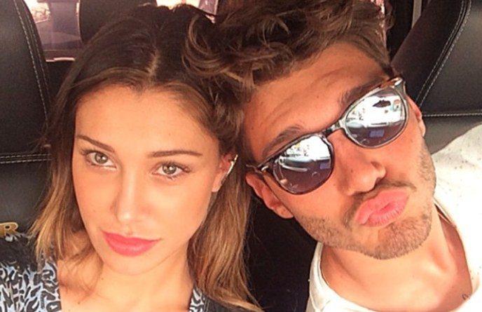 Belén-Rodriguez-e-il-marito-Stefano-688x445