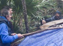 Isola dei Famosi maltempo fa piangere naufraghi foto 27 gennaio 2018_27110939